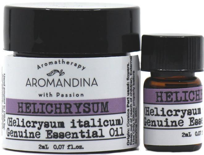 Helichrysum Essential Oil 90042