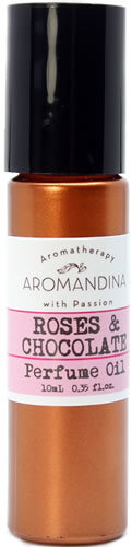 Roses and Chocolate Perfume Oil 81007