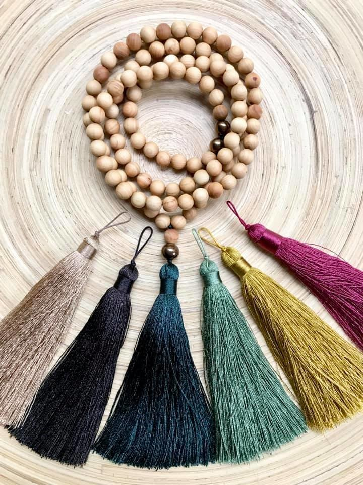 Mala Class Intention Setting