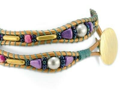 Lissy Wrap Bracelet