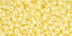 11/0 Round Toho Dark Yellow Pearl  902