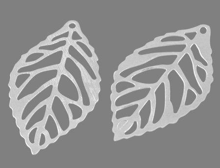 Leaf  Silver 35mm