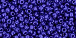 11/0 Round Toho Opaque Navy Blue 48