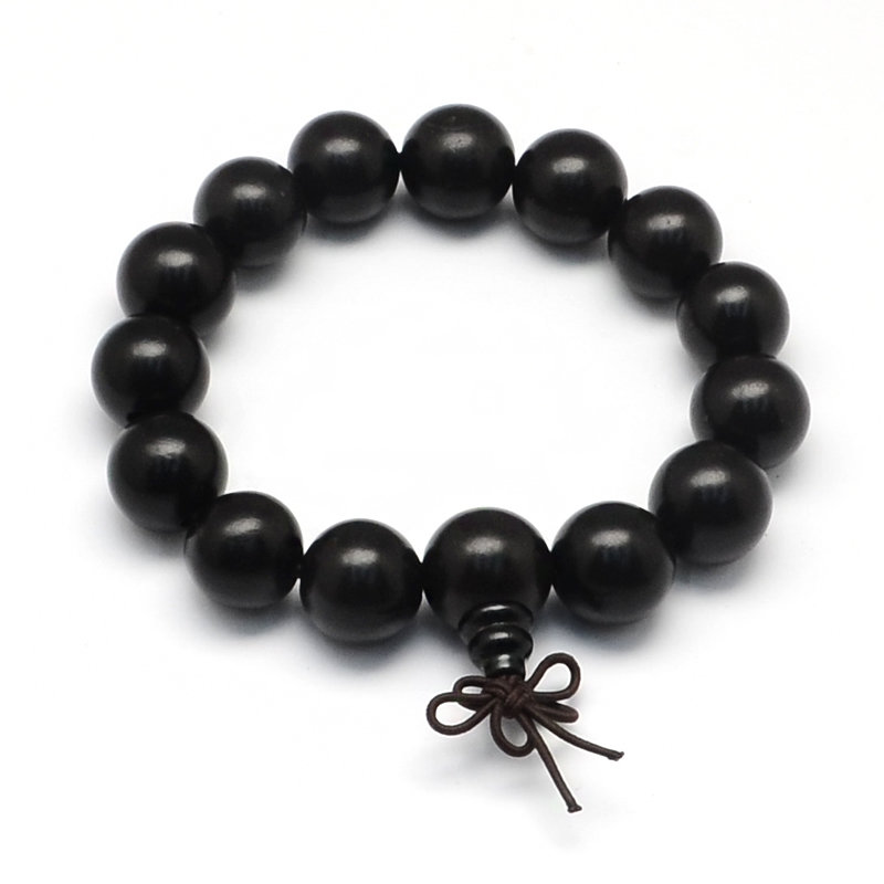 Ebony Bracelet 15mm