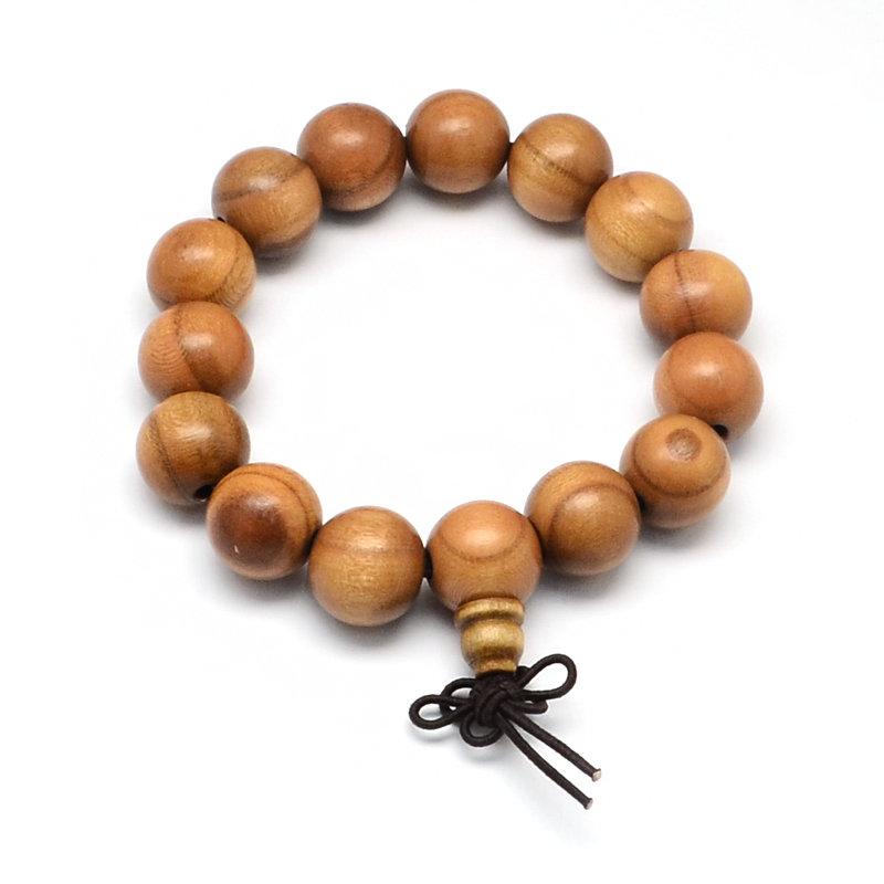 Peachwood Bracelet 15mm