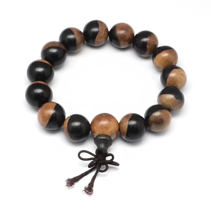 Ebony Bracelet 15mm
