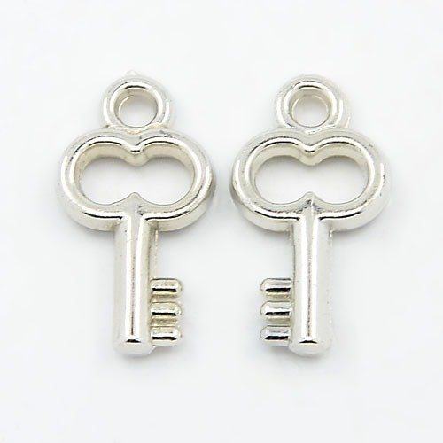 Skeleton Key  17x9x3mm