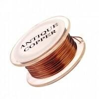 20g Antique Copper Wire 10 yards