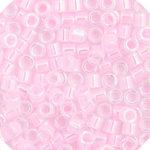 11/0 Delica Miyuki  Pale Pink Colourlined 55