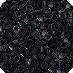 11/0 Delica Miyuki Opaque Black 10