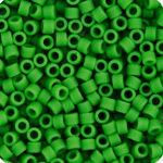 11/0 Delica Miyuki Opaque Green Pea 754
