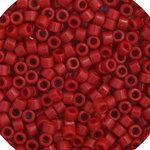 11/0 Delica Miyuki Cranberry Red 654