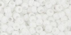 8/0 Round Toho Opaque White 41