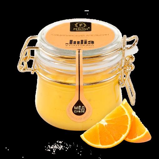 Мед-суфле Peroni Сицилийский Апельсин