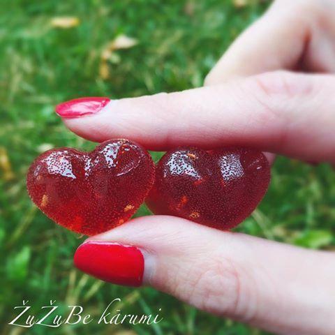Мармелад Zu Zu Be Малина с Грейпфрутом