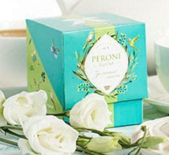 Чай черный Peroni Tea Funny Красный бриллиант, картонная коробка