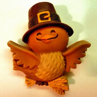 Pilgrim Birdie