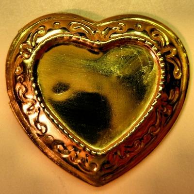 Heart Cabochon Setting