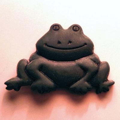 Frog Grin