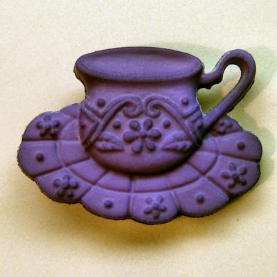 Teacup on Doily