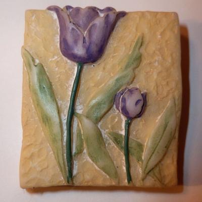 Floral Tile 3