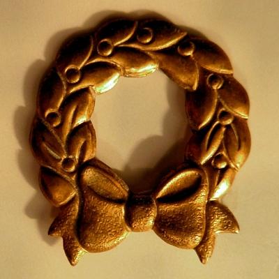 Bowed Wreath