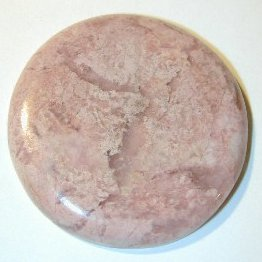 Round Cabochon - Flat Dome