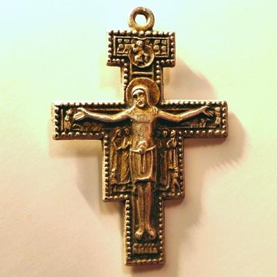 Catholic Rosary Cross