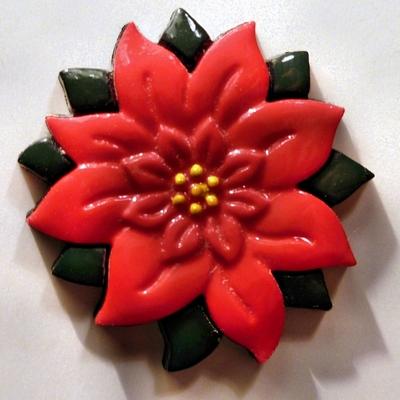 Poinsettia Bloom