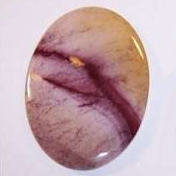Oval Cabochon - Flat Dome
