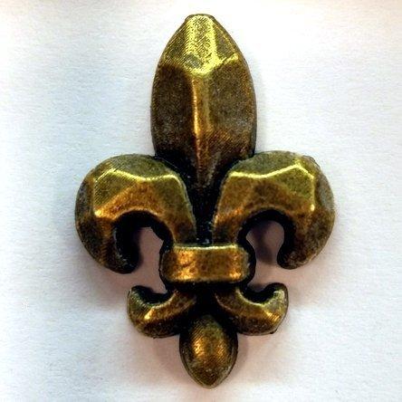 Fleur-De-Liz Symbol