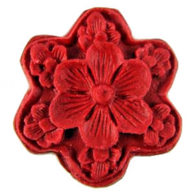 Cinnabar Flower