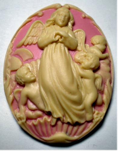 Four Grecian Angels