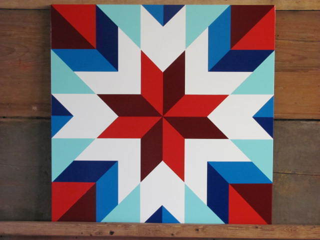 Barn Quilt (Sample)