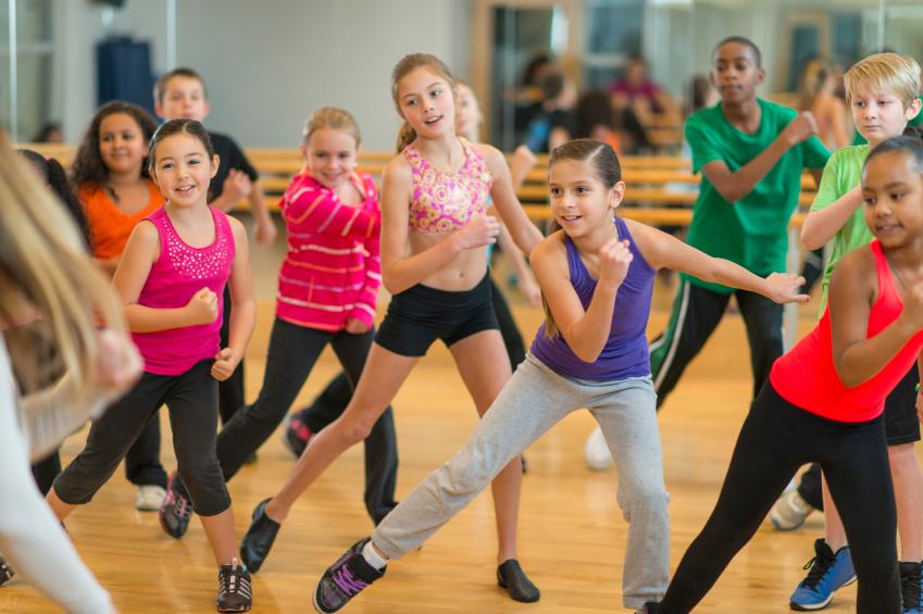 Dance Classes (Sample)
