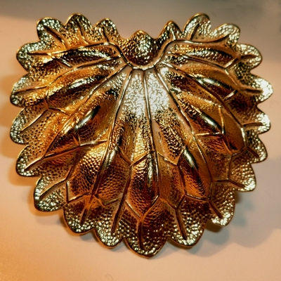 Peacock Leaf
