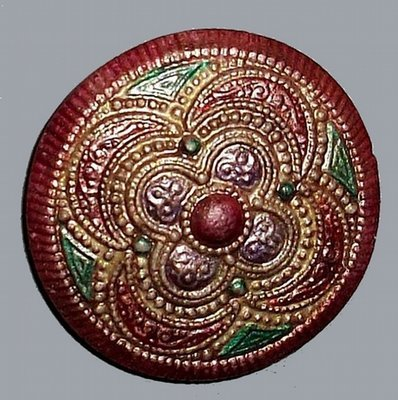 Elaborate Textured Circle