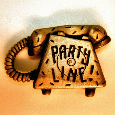 Party Line Phone