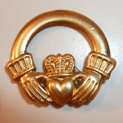 The Irish Claddagh