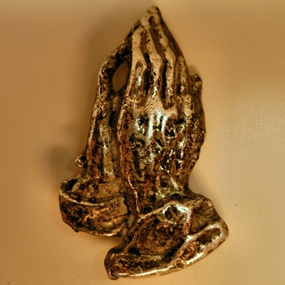 Praying Hands 1