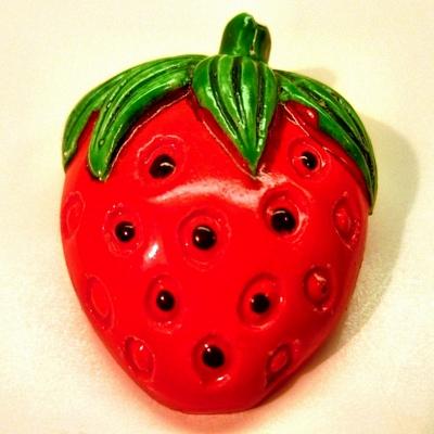 Solitary Strawberry