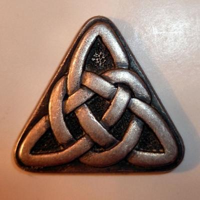 Celtic Trinity Heart Knot