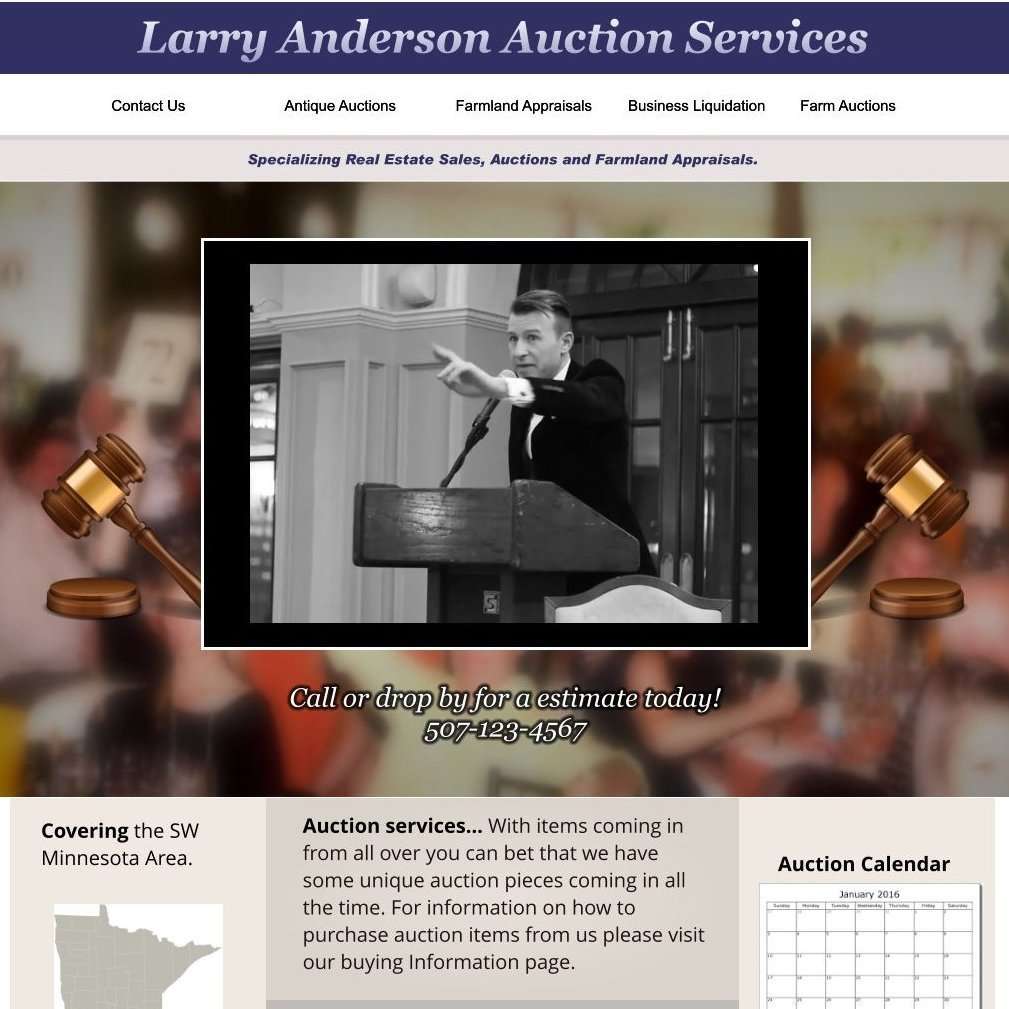 Auctions Auctioneer Sales Antiques Farm Land Appraisals Business Liquidation Real Estate Equipment Agricultural Association Reseller Government Public Service Buy Sell Used Purchase Machinery