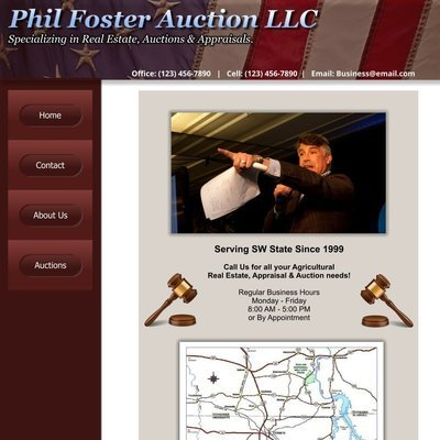 Patriotic Auctions Auctioneer Sales Antiques Farm Land Appraisals Business Liquidation Real Estate Equipment Agricultural Reseller Public Service Buy Sell Machinery Industrial Retiring Mechanic