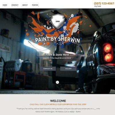 Paint Detailing Auto Repair Motorcycle Bike Service Shop Car Fix Mechanic Body Work Vehicles Automotive Restoration Expert Tint Damage Specialist Truck Refinish Dealership Lot Dent Facility Custom