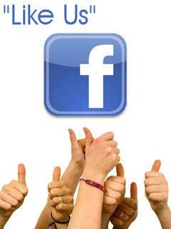 """""""Like"""" Us on Facebook"""