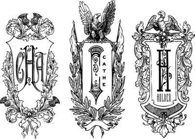 Ornamental and Alphabet Sets (Download)