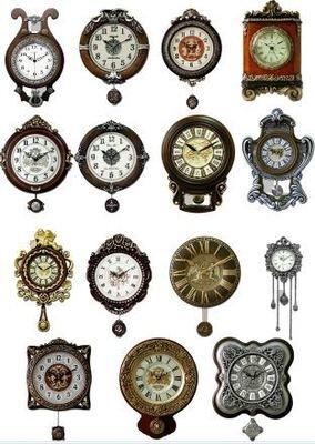 Antique Clocks (Download)