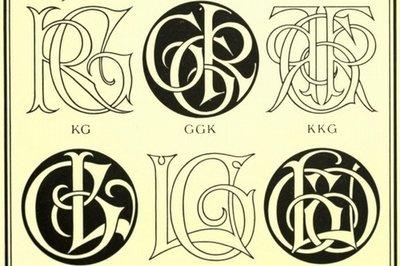 Monograms & Ciphers Ebook (Download)