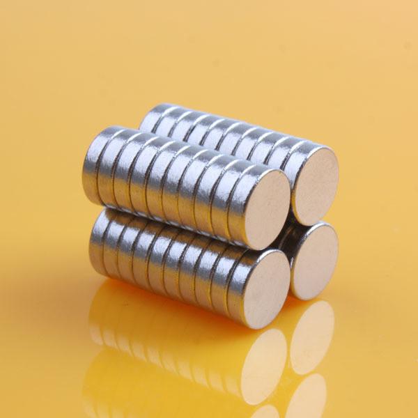 10 Neodymium Super Powerful Round Magnets 8mm x 2mm